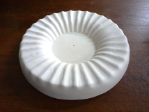 "Round Larger Spiral Plate - 246 - 10"" x 1.75"""