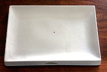 C659 - Rectangle Dish