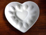 Heart Egg Tray