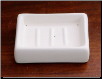 Rectangle Soap Dish 4.25""