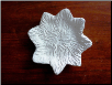 4064 - Snow Flake Dish