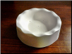 438 - Small Ruffled Bowl