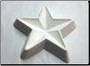 Barn Star Casting Mold