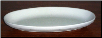 G3001 - Oval Coupe Platter