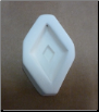 Double Diamond Casting Mold