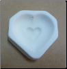 Double Heart Casting Mold