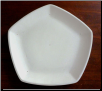 5 Sided Plate  11.5""
