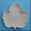 420  - Maple Leaf Plate