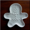 5298 - Gingerbread Man Plate