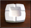 Square Cigar Ashtray