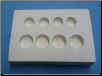 6045 - Round Cabochon Casting Mold