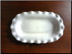 Oval Fluted Plate