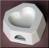 Heart Casting Mold 1.75""