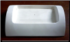 Decorative Tray 9.75""
