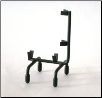 "Small ""L"" Corner Table Stand - L23"