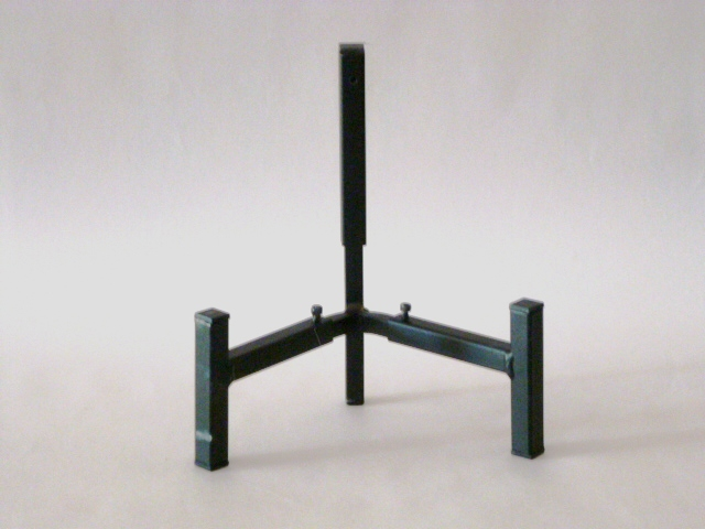Metal Display Stand Adjustable Easel Beauteous Bowl Display Stands